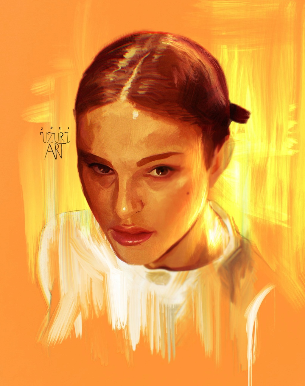 Digital Art par UZURI ART - Star Wars Uzuri_30