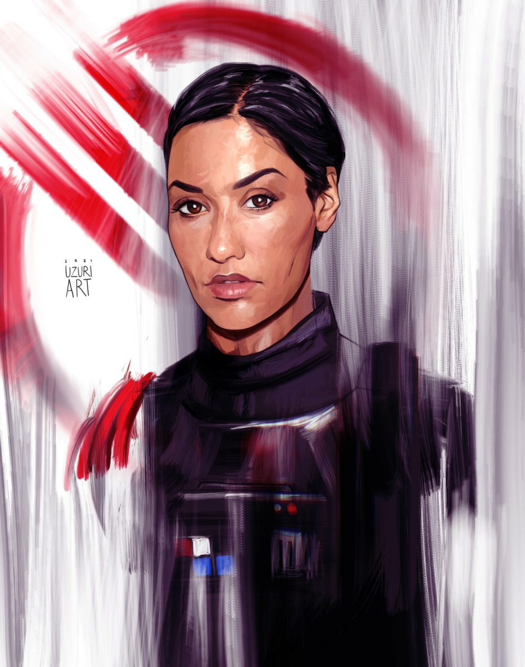 Digital Art par UZURI ART - Star Wars Uzuri_33