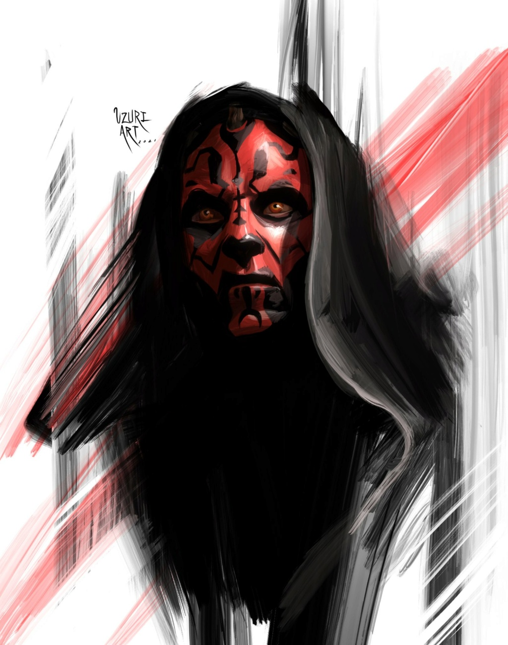 Digital Art par UZURI ART - Star Wars Uzuri_36