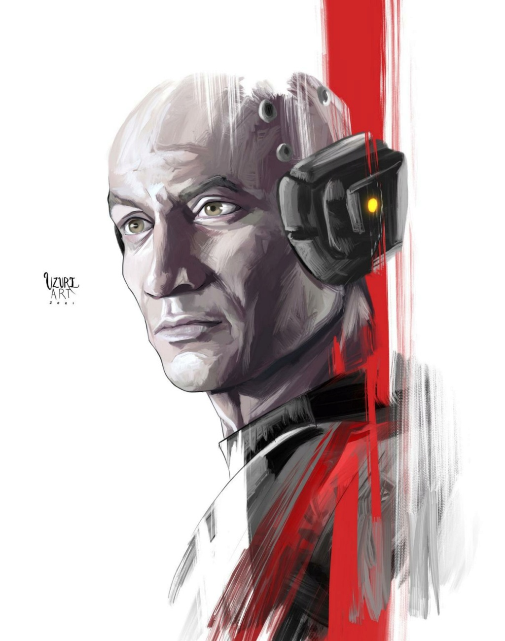 Digital Art par UZURI ART - Star Wars Uzuri_39