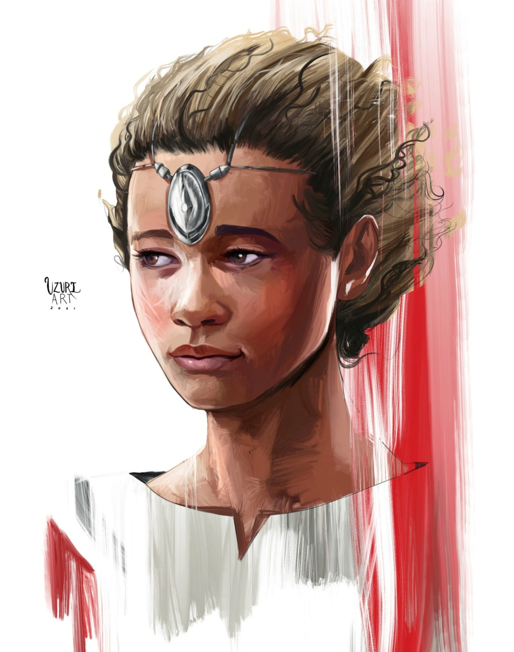 Digital Art par UZURI ART - Star Wars Uzuri_42