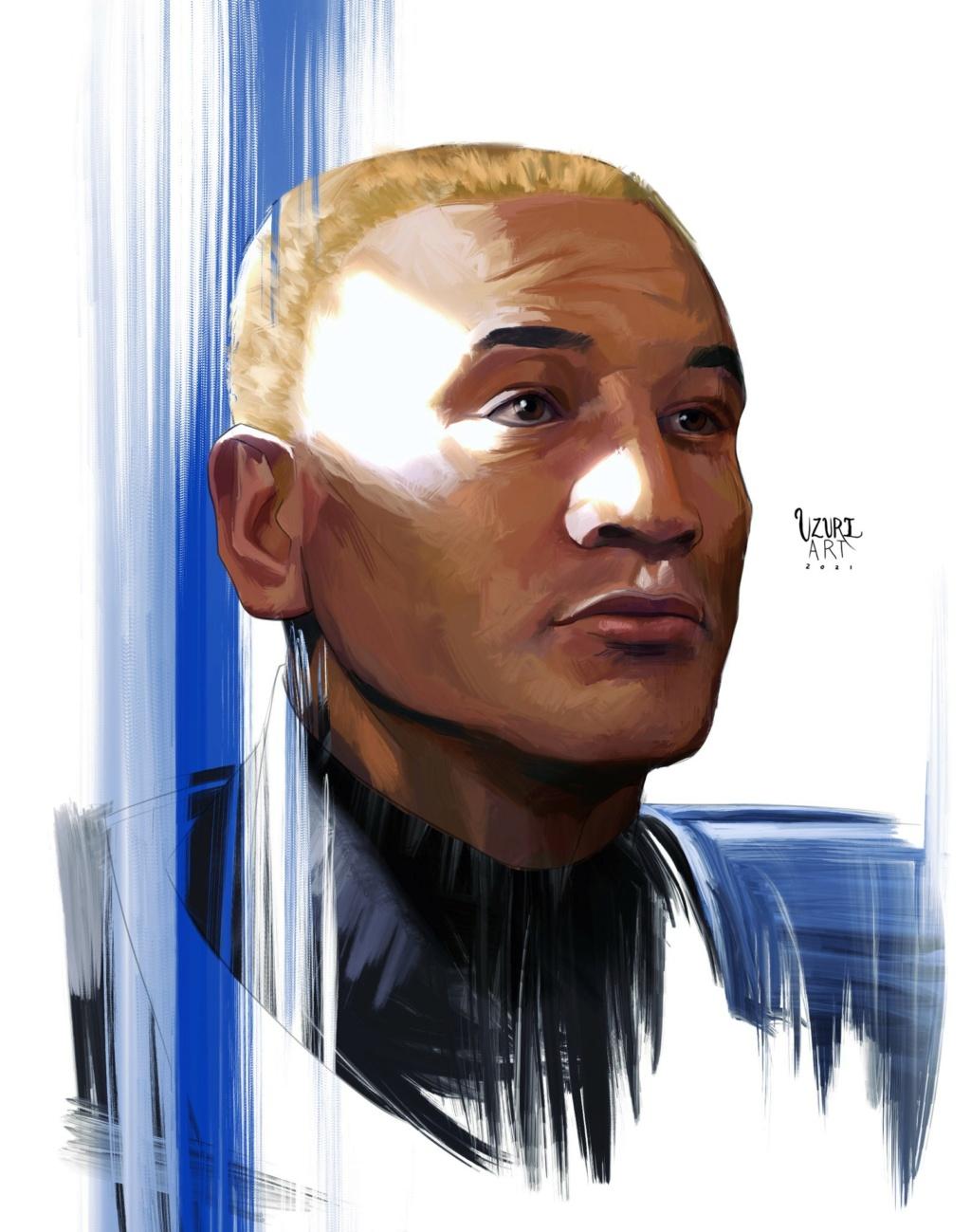 Digital Art par UZURI ART - Star Wars Uzuri_43