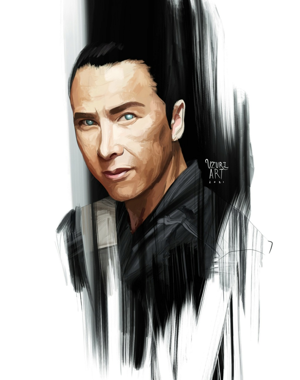 Digital Art par UZURI ART - Star Wars Uzuri_47