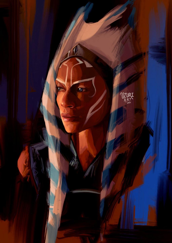 Digital Art par UZURI ART - Star Wars - Page 3 Uzuri_70