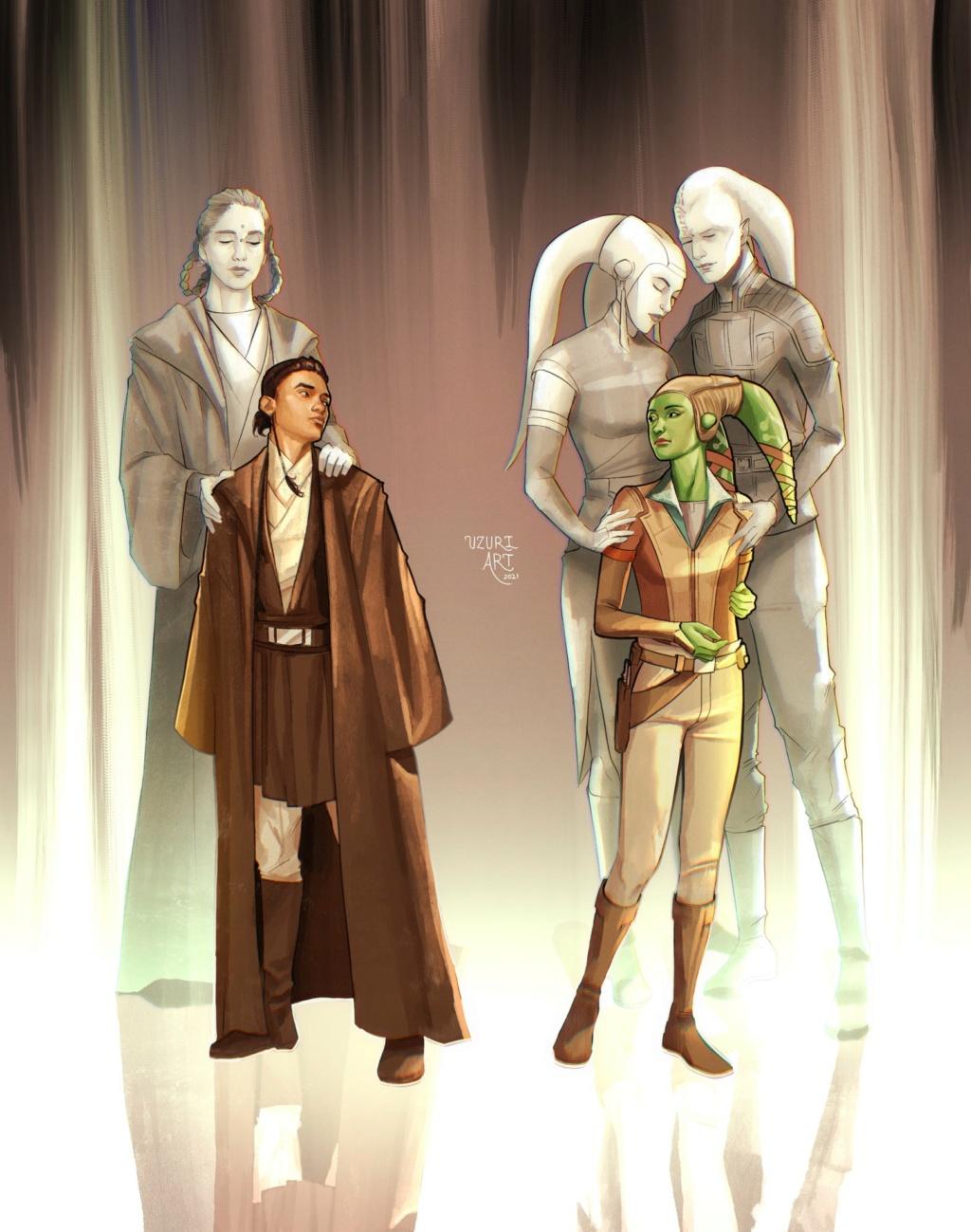 Digital Art par UZURI ART - Star Wars - Page 3 Uzuri_71