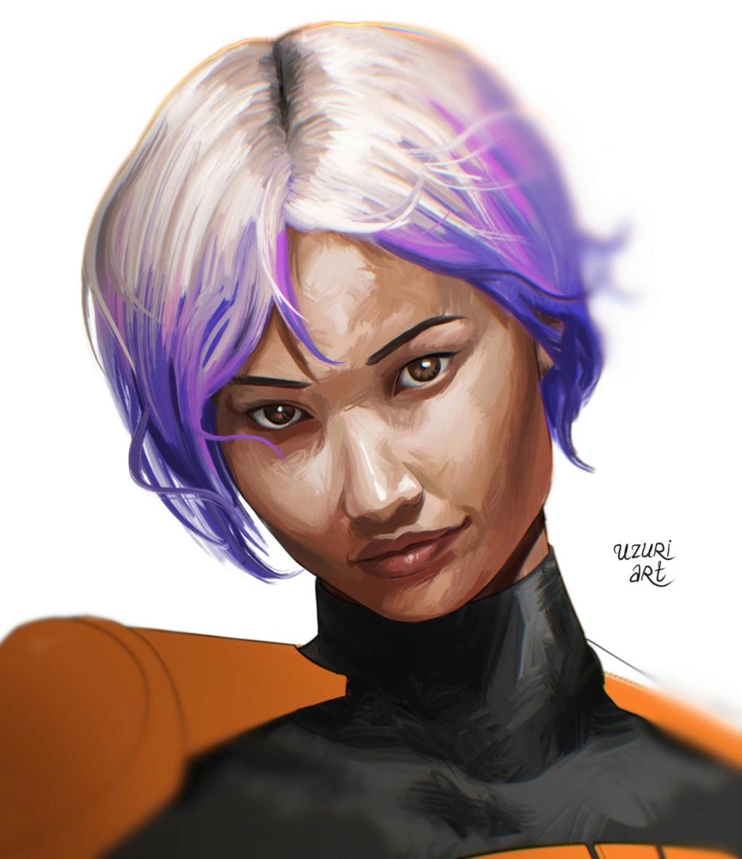 Digital Art par UZURI ART - Star Wars - Page 3 Uzuri_78