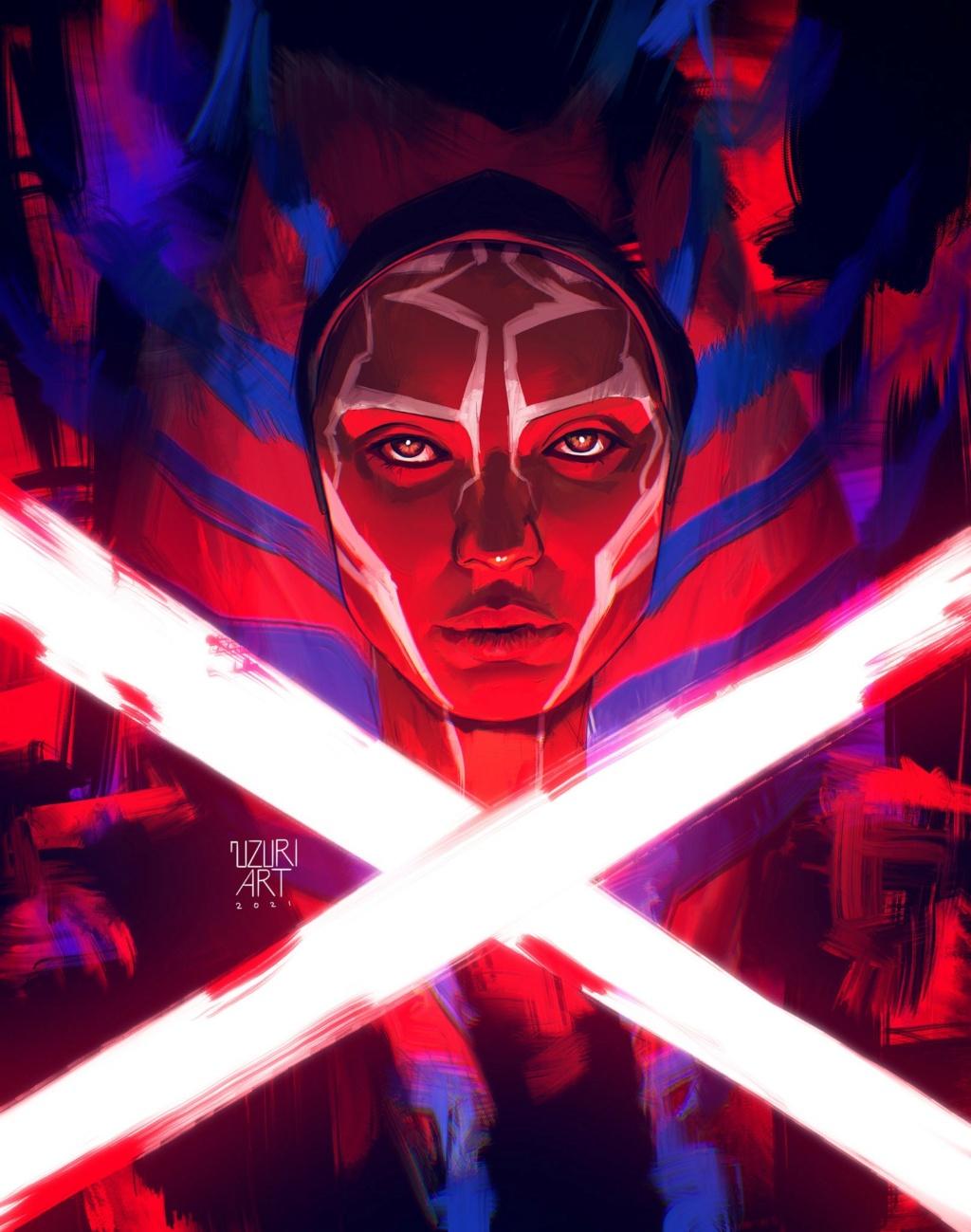 Digital Art par UZURI ART - Star Wars - Page 3 Uzuri_79
