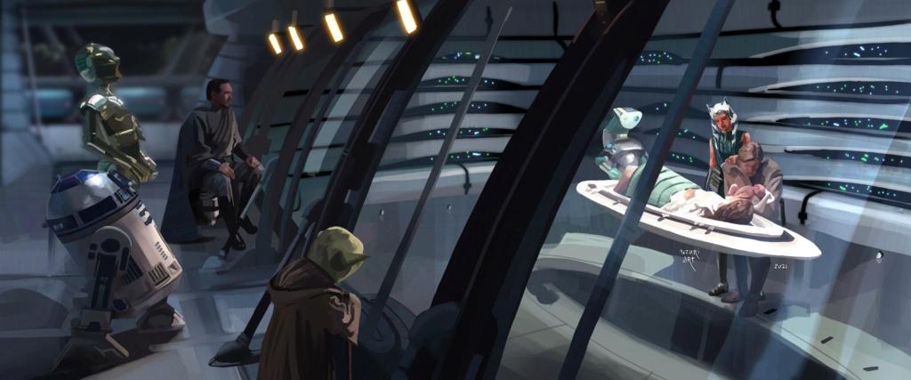 Digital Art par UZURI ART - Star Wars - Page 3 Uzuri_80