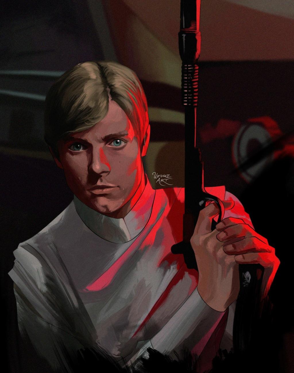 Digital Art par UZURI ART - Star Wars - Page 3 Uzuri_81