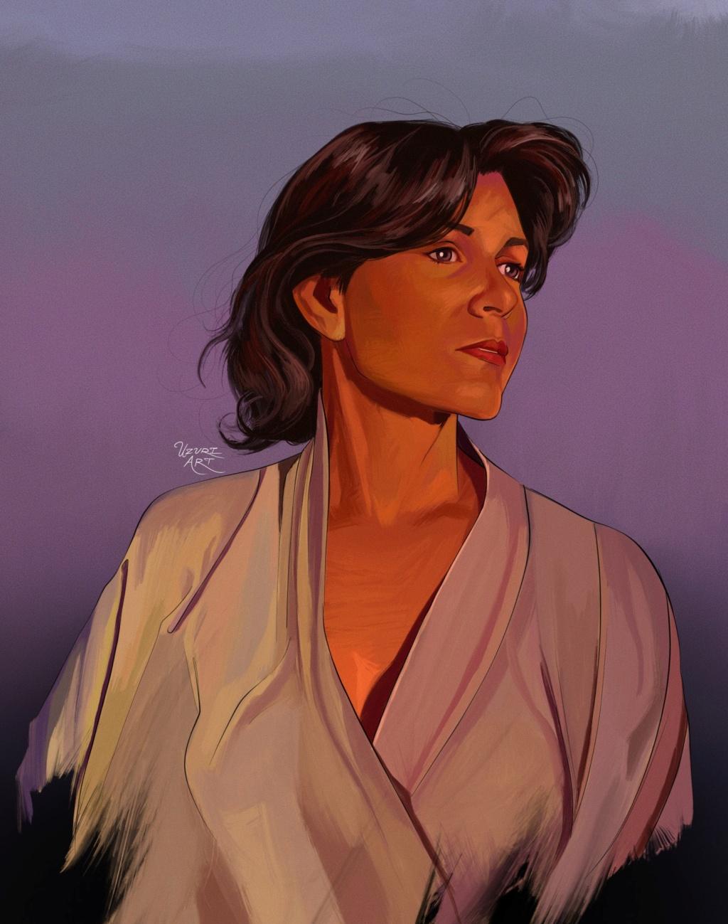 Digital Art par UZURI ART - Star Wars - Page 3 Uzuri_82