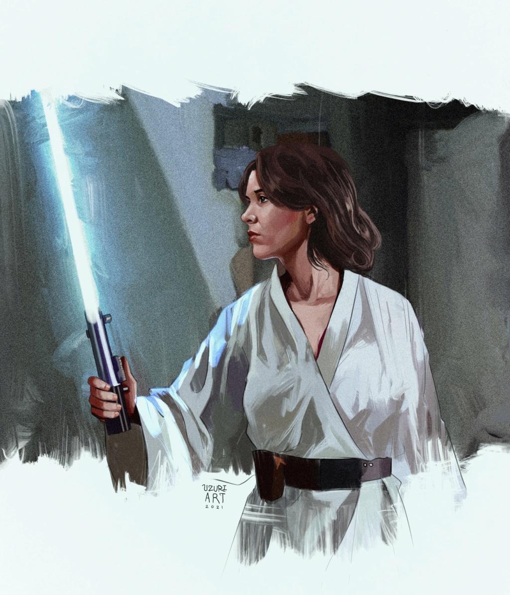 Digital Art par UZURI ART - Star Wars - Page 3 Uzuri_83