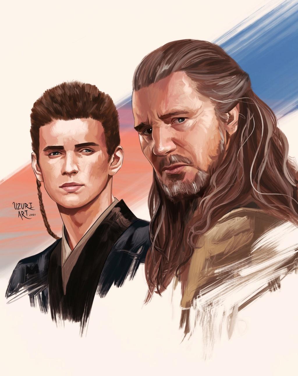 Digital Art par UZURI ART - Star Wars - Page 3 Uzuri_87