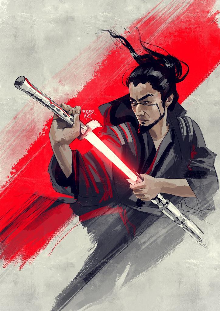 Digital Art par UZURI ART - Star Wars - Page 3 Uzuri_88