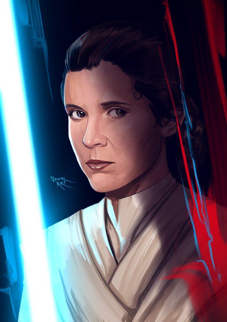 Digital Art par UZURI ART - Star Wars - Page 3 Uzuri_90