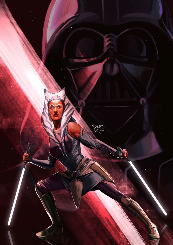 Digital Art par UZURI ART - Star Wars - Page 4 Uzuri_93
