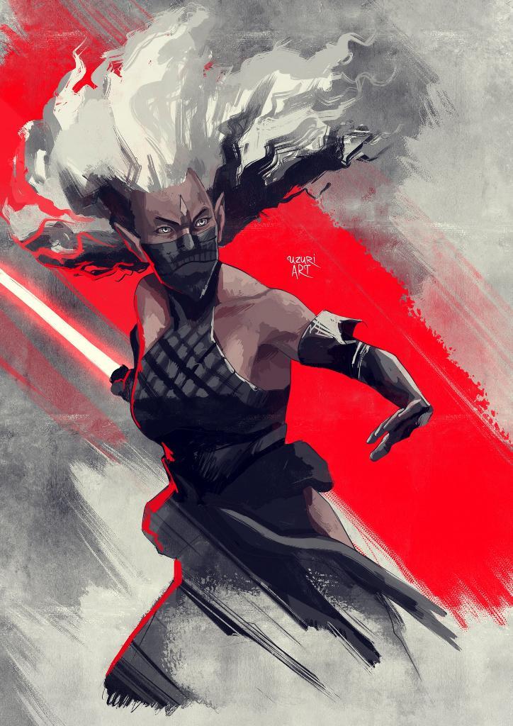 Digital Art par UZURI ART - Star Wars - Page 4 Uzuri_95