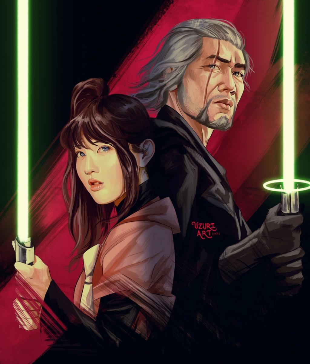 Digital Art par UZURI ART - Star Wars - Page 4 Uzuri_96