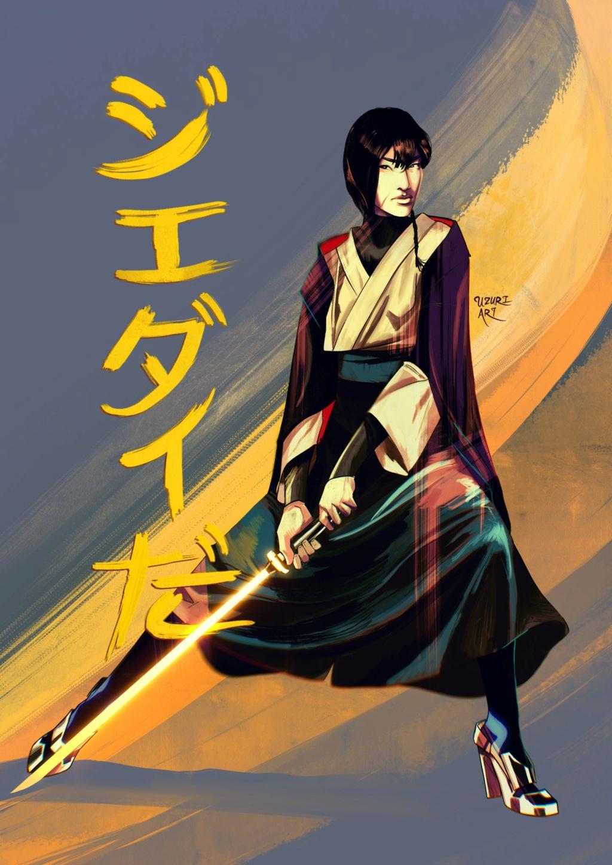 Digital Art par UZURI ART - Star Wars - Page 4 Uzuri_98