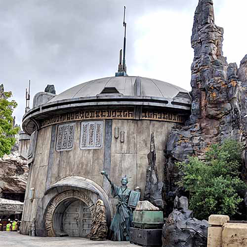 Les news Disney Star Wars: Galaxy's Edge aux Etats Unis (US) - Page 6 V0110