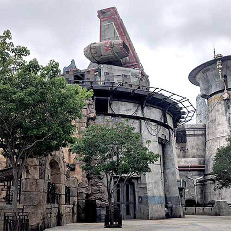 Les news Disney Star Wars: Galaxy's Edge aux Etats Unis (US) - Page 6 V0411