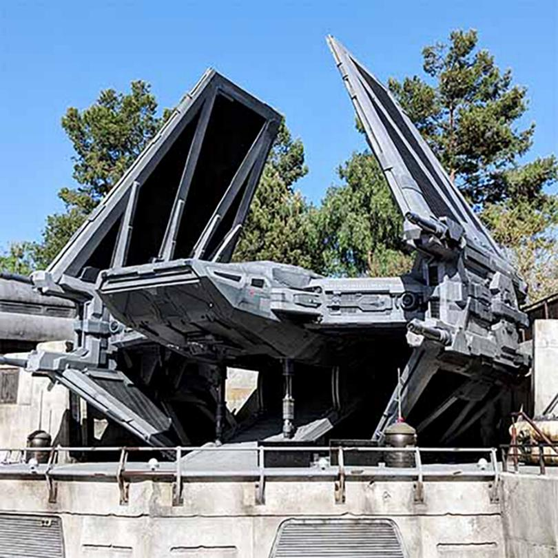 Les news Disney Star Wars: Galaxy's Edge aux Etats Unis (US) - Page 6 V1110