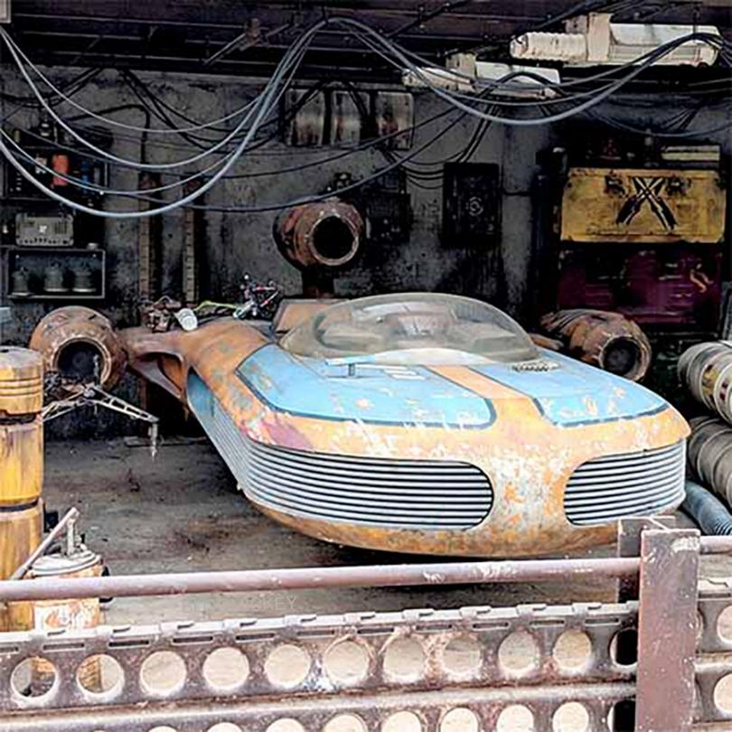 Les news Disney Star Wars: Galaxy's Edge aux Etats Unis (US) - Page 6 V1210