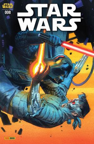 Numérotations Magazine & Softcover Star Wars - PANINI V4_0210