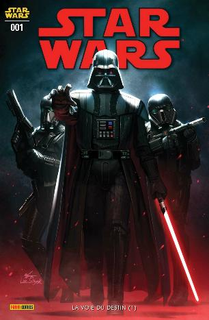 Numérotations Magazine & Softcover Star Wars - PANINI V5_0110