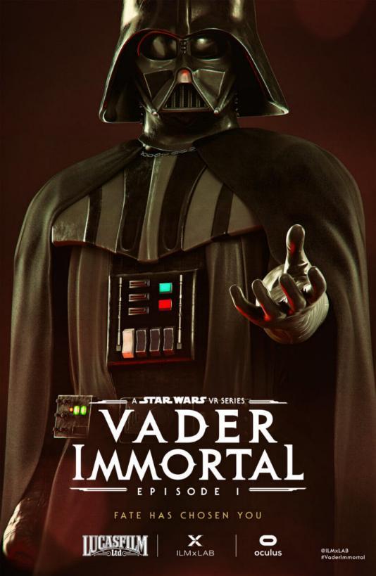 Vader Immortal: A Star Wars VR Series Vader-12