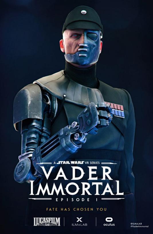 Vader Immortal: A Star Wars VR Series Vader-13