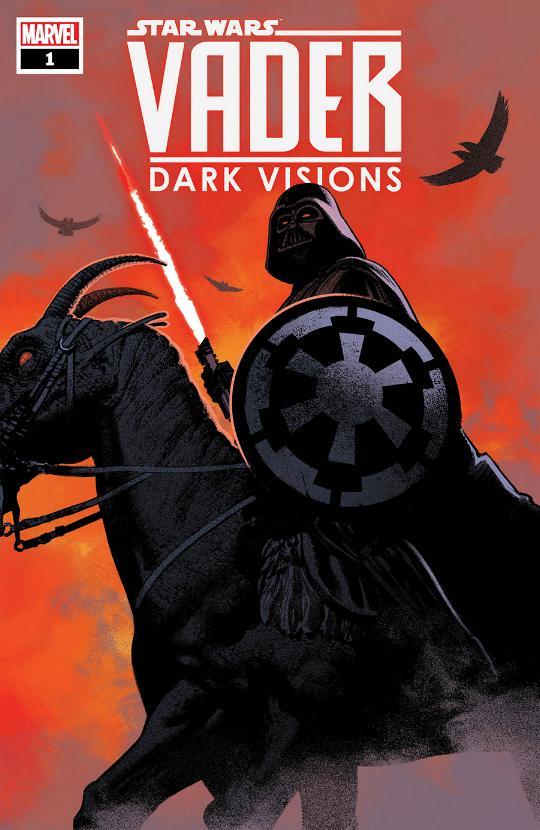 MAGAZINE STAR WARS #01 V4 (34) PANINI - Janvier 2020 Vader_15