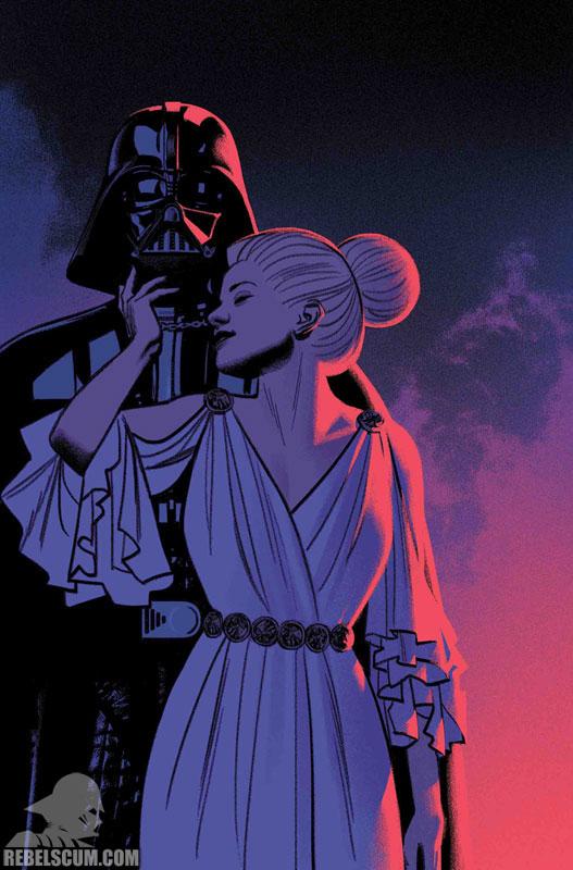 MARVEL STAR WARS: VADER — DARK VISIONS Vader_19