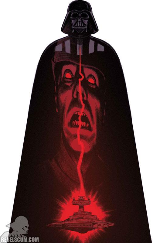 MARVEL STAR WARS: VADER — DARK VISIONS Vader_22