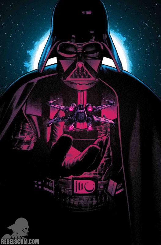 MARVEL STAR WARS: VADER — DARK VISIONS Vader_23