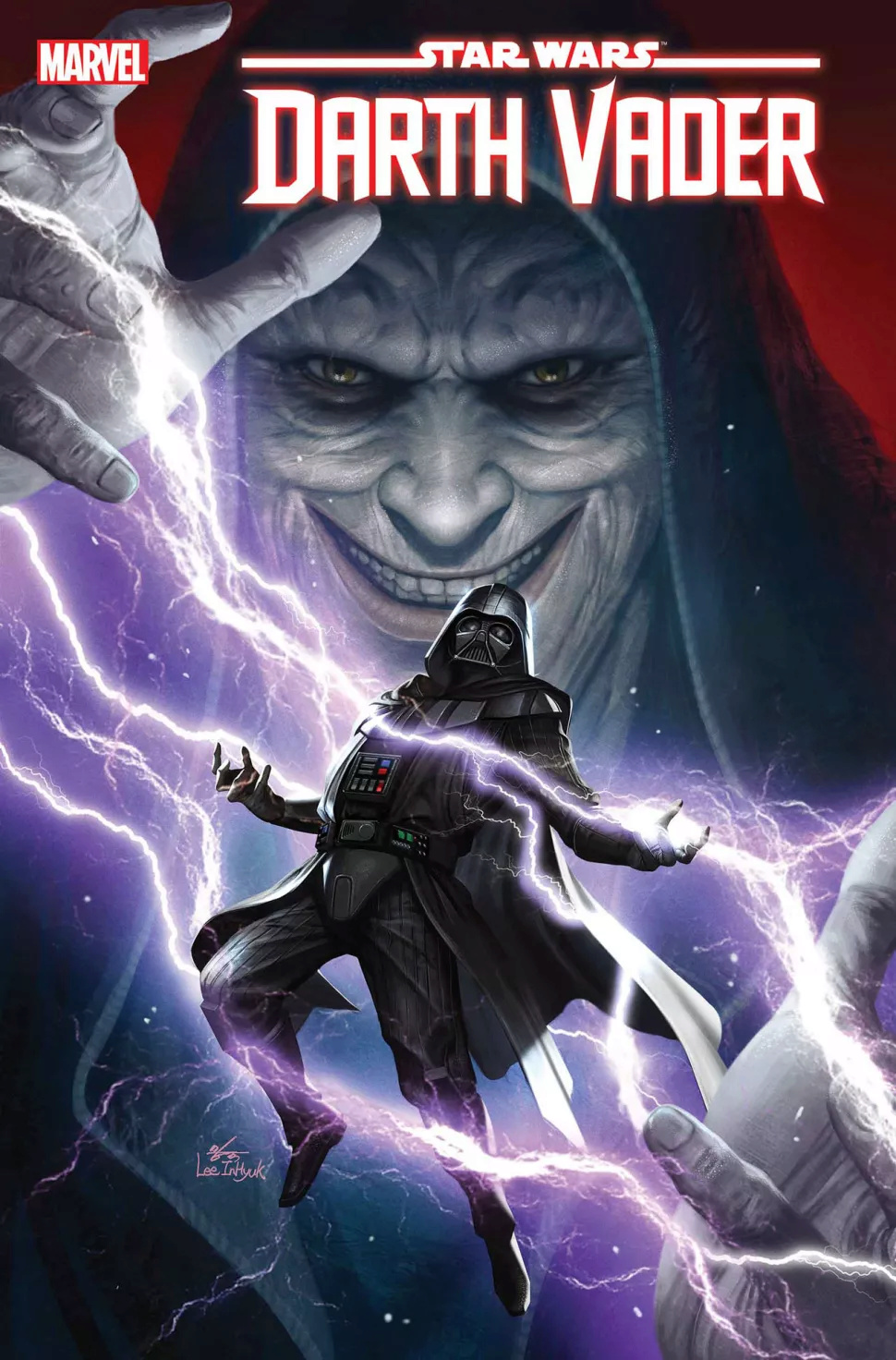Star Wars Darth Vader 2020 - Marvel Vader_28