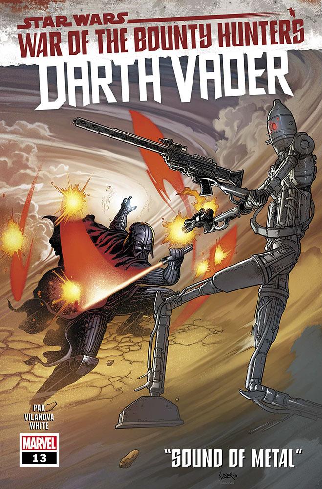 Star Wars Darth Vader 2020 - Marvel Vader_38