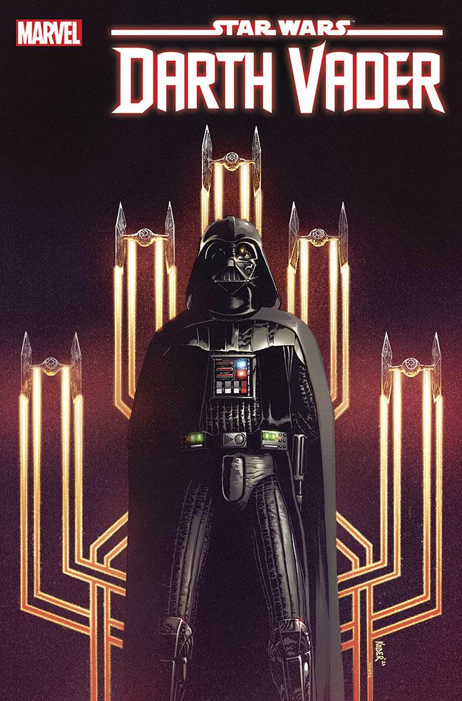 Star Wars Darth Vader 2020 - Marvel Vader_43