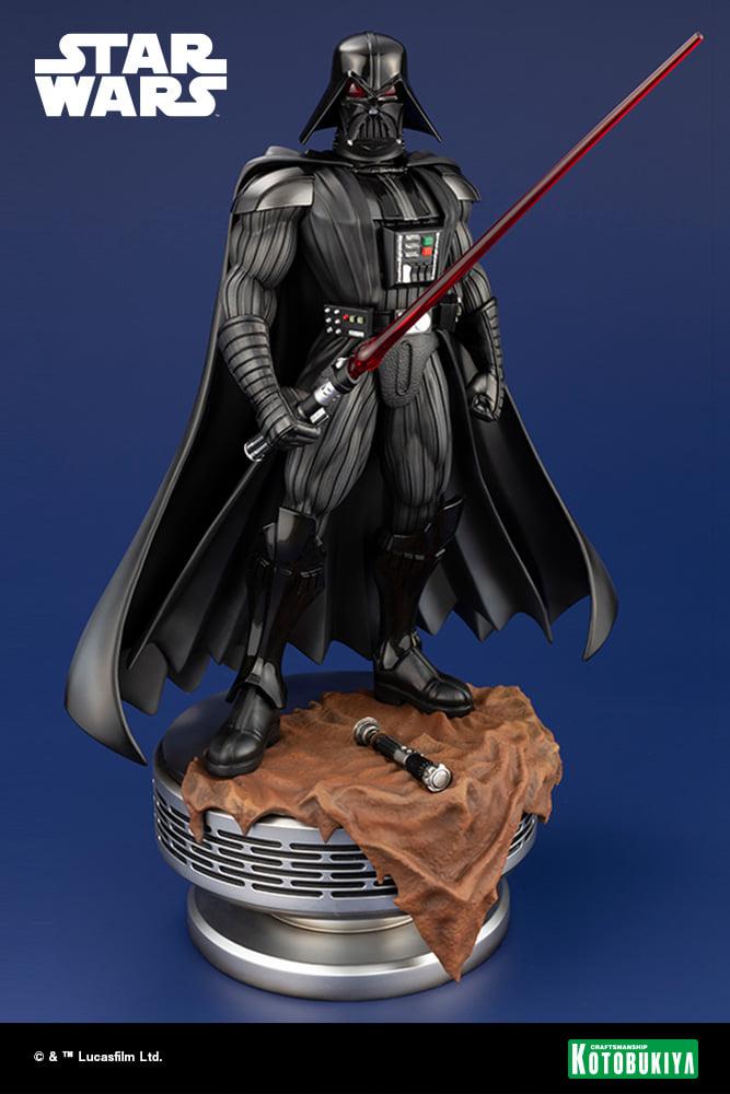 ARTFX Artist Series Darth Vader Ultimate Evil - Kotobukiya Vader_46
