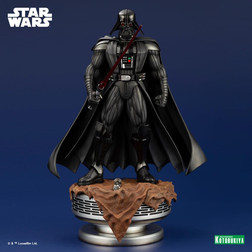 ARTFX Artist Series Darth Vader Ultimate Evil - Kotobukiya Vader_47