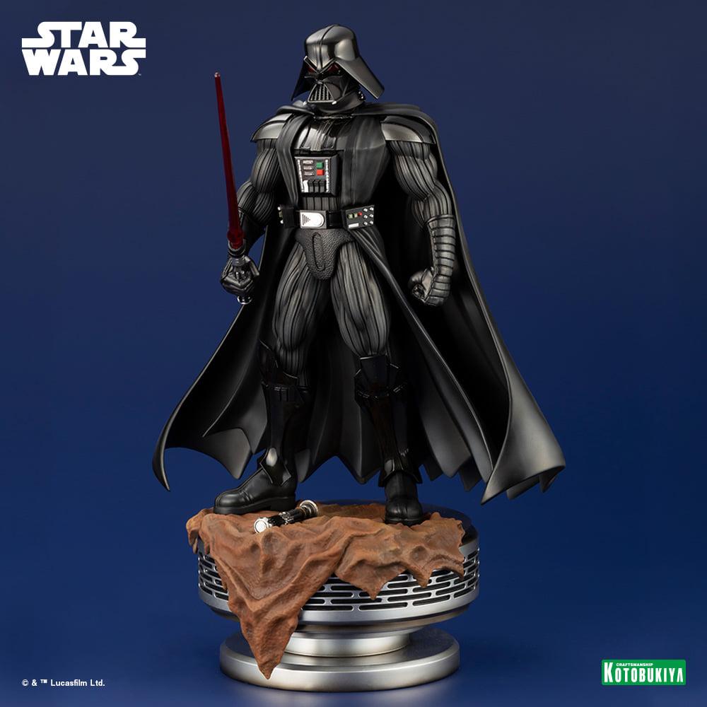 ARTFX Artist Series Darth Vader Ultimate Evil - Kotobukiya Vader_48