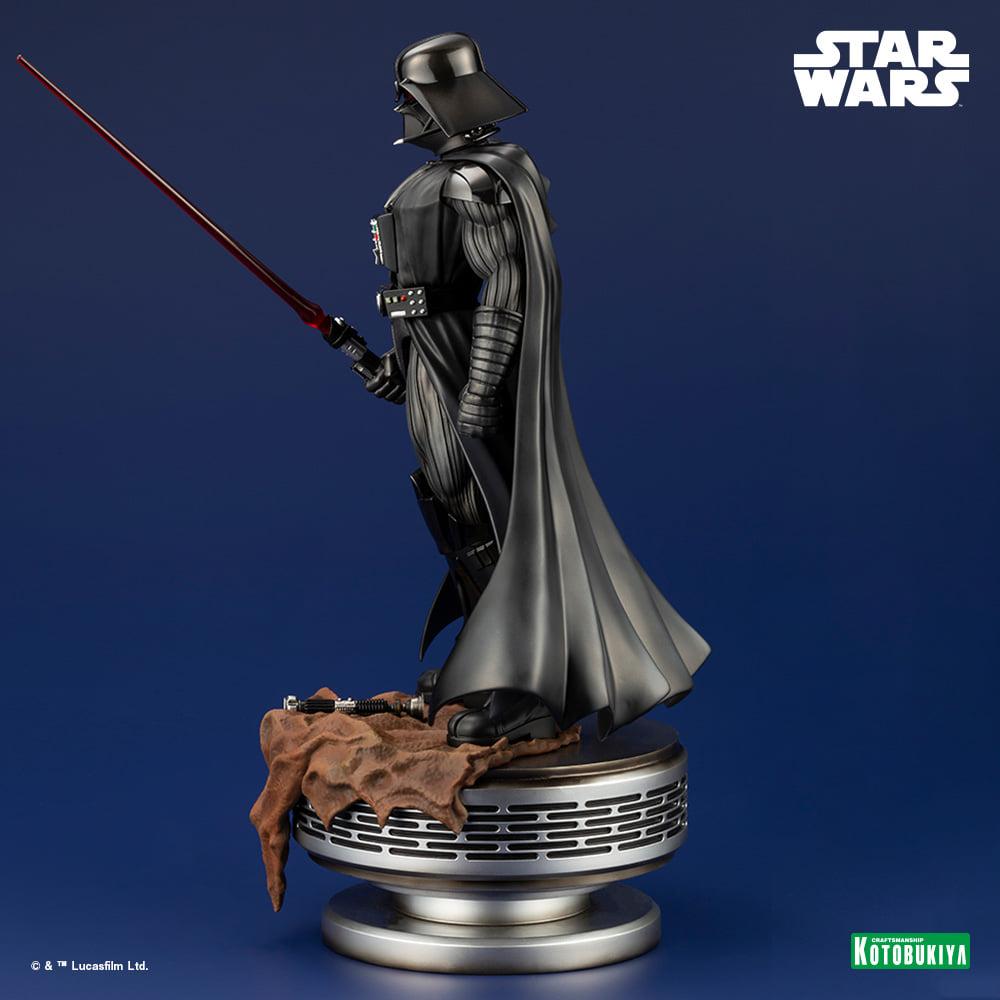 ARTFX Artist Series Darth Vader Ultimate Evil - Kotobukiya Vader_49