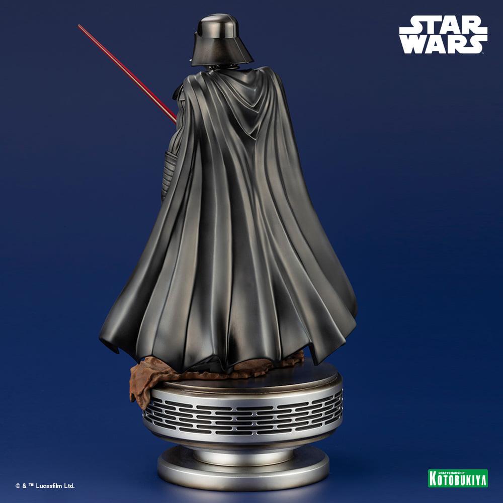 ARTFX Artist Series Darth Vader Ultimate Evil - Kotobukiya Vader_50