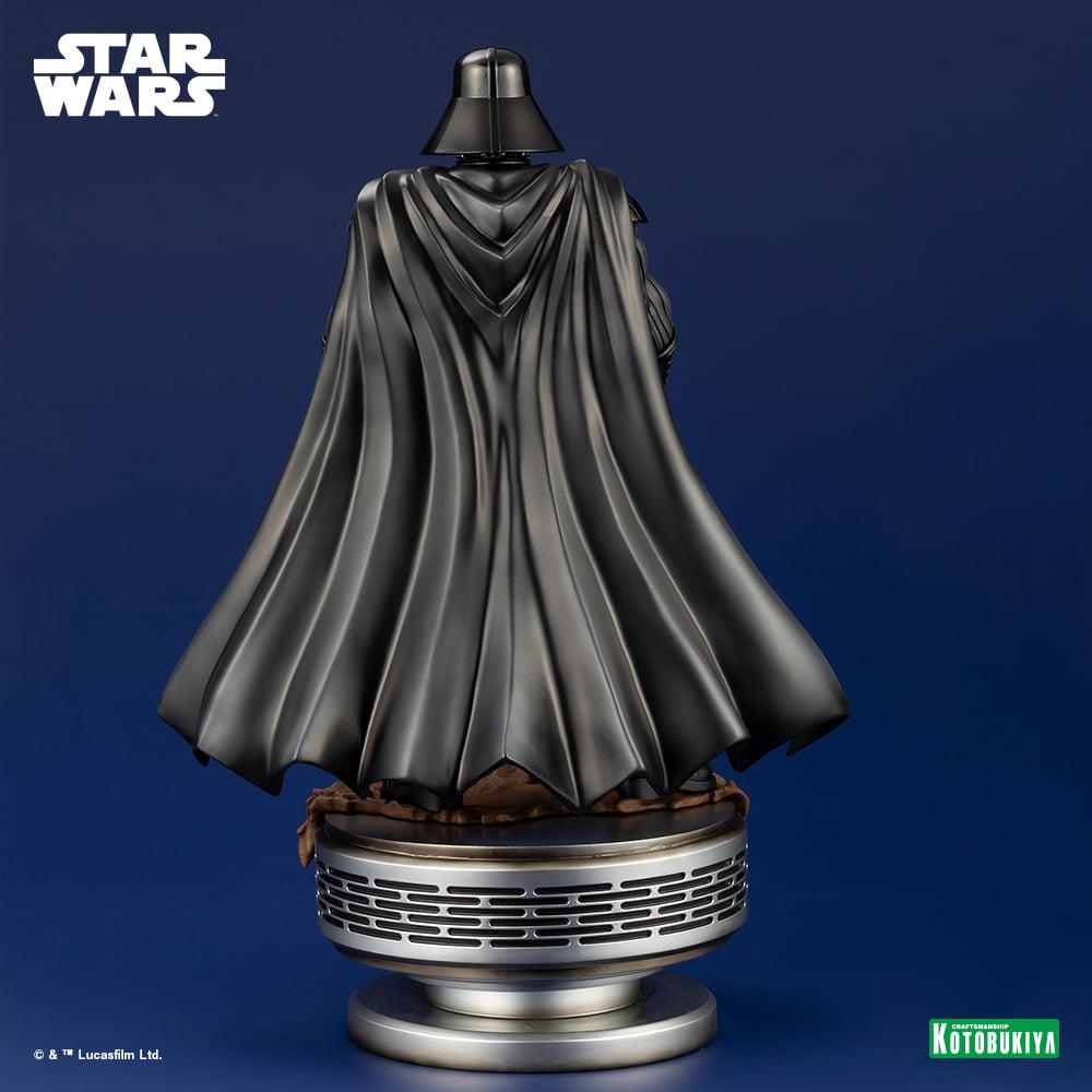 ARTFX Artist Series Darth Vader Ultimate Evil - Kotobukiya Vader_51