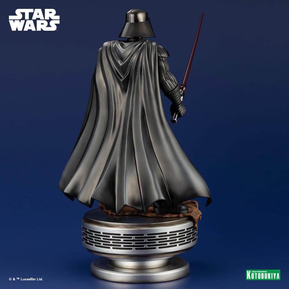 ARTFX Artist Series Darth Vader Ultimate Evil - Kotobukiya Vader_52