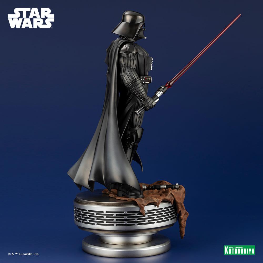 ARTFX Artist Series Darth Vader Ultimate Evil - Kotobukiya Vader_53