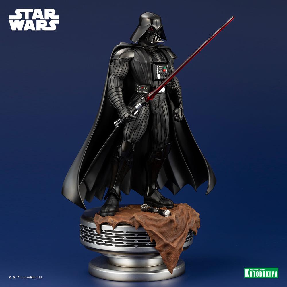 ARTFX Artist Series Darth Vader Ultimate Evil - Kotobukiya Vader_54