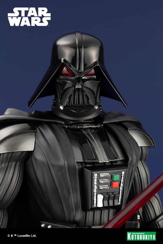 ARTFX Artist Series Darth Vader Ultimate Evil - Kotobukiya Vader_55