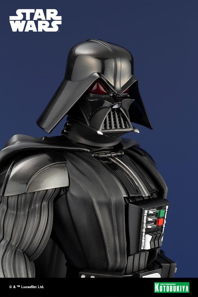 ARTFX Artist Series Darth Vader Ultimate Evil - Kotobukiya Vader_56