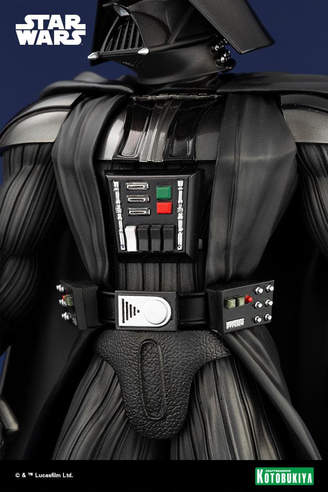 ARTFX Artist Series Darth Vader Ultimate Evil - Kotobukiya Vader_57