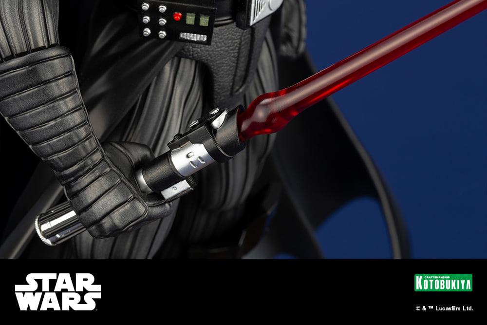 ARTFX Artist Series Darth Vader Ultimate Evil - Kotobukiya Vader_59